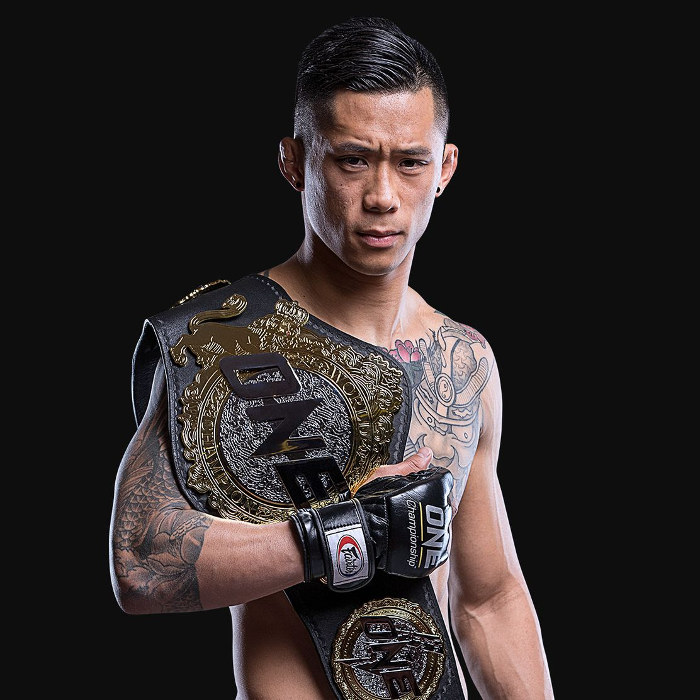 Former two division champion Martin Nguyen
