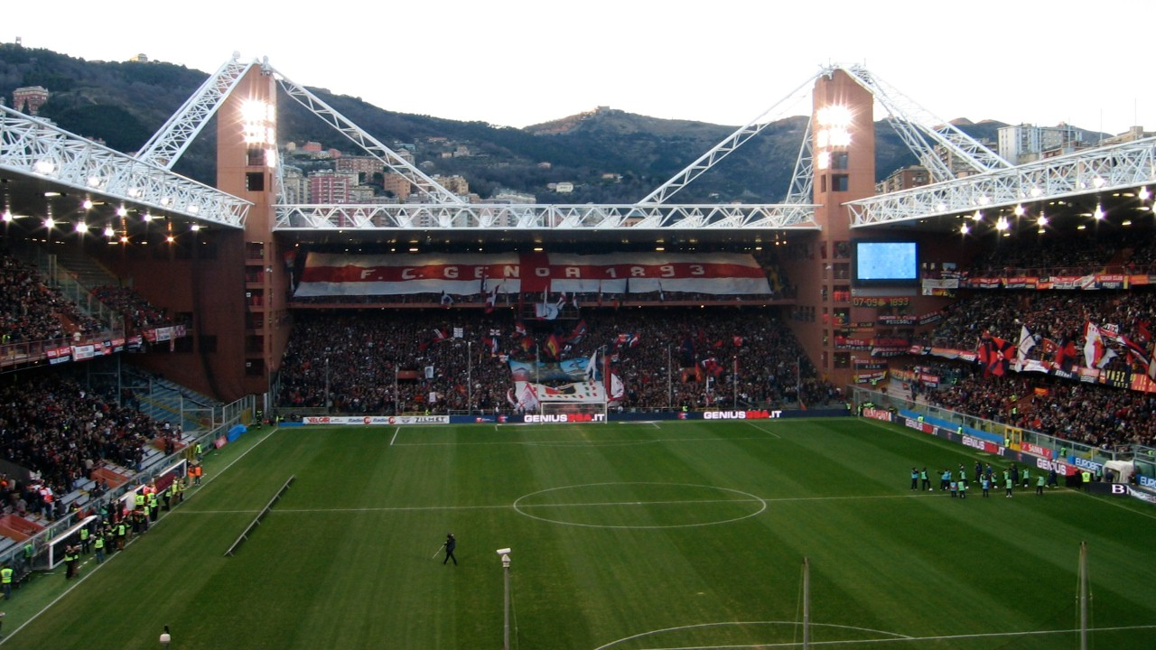 Genoa Italy Is Known For