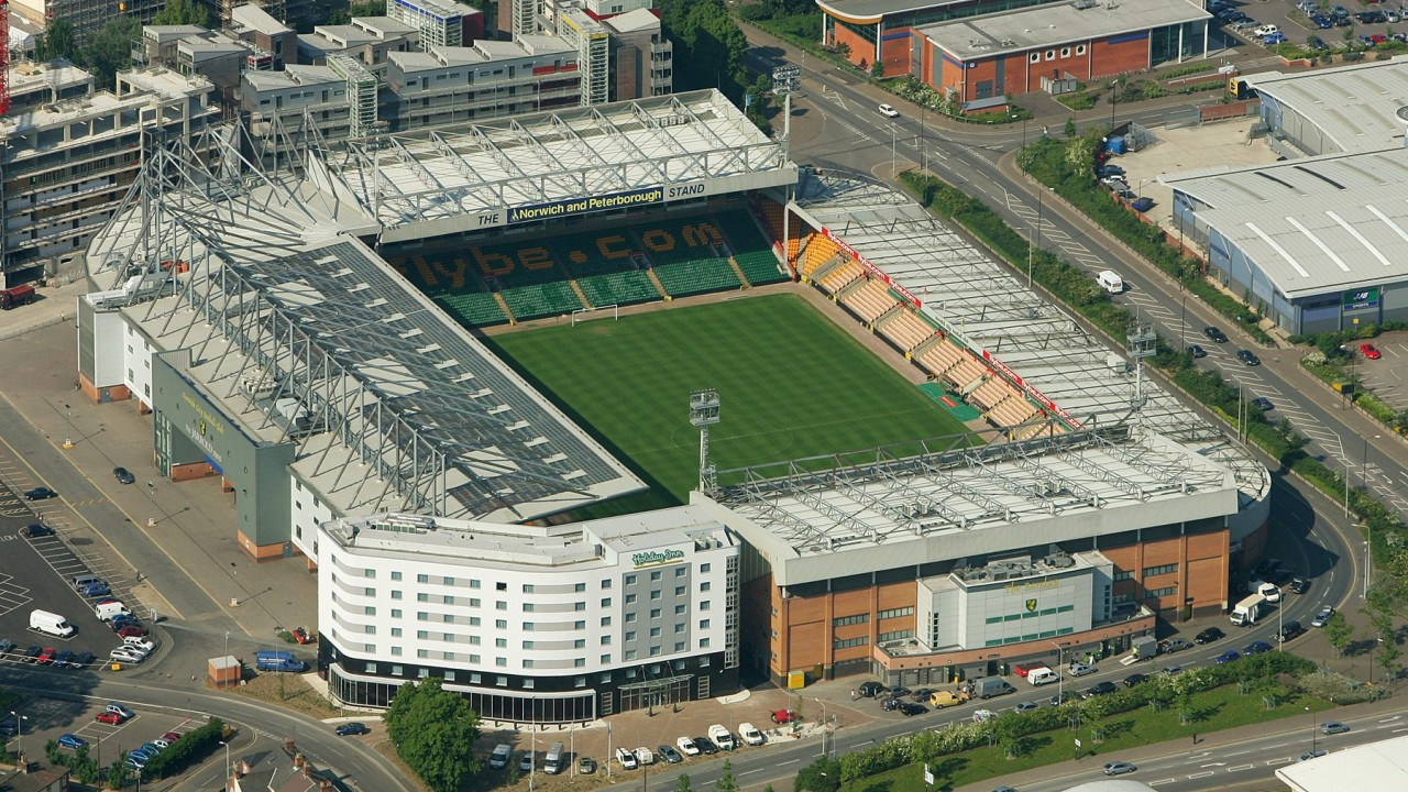 norwich city stadion